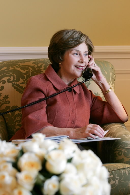 Photo Laura Bush2 insulting pictures of laura bush. And what does this have in relation to ...