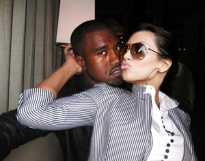 PHOTO kanye-west-kim-kardashian